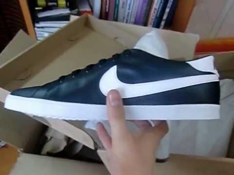 LaModa.ru распоковываем кеды Nike  - YouTube 96c83d40ebb
