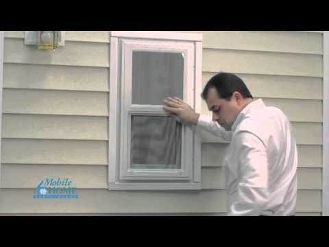 DIY Vinyl Exterior Window Installation | Mobile Home Parts Store