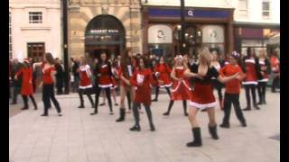 Christmas Flash Mob 2011.