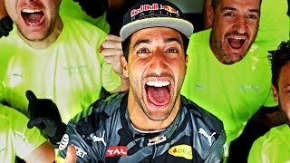 My Life As… A Formula One Driver – Daniel Ricciardo