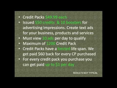 My Advertising Pays Presentation(English)
