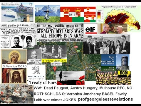 WW1 Dead Peugeot, Austro Hungary, Mulhouse RFC, NO ROTHSCHILDS St Veronica Joncherey BASEL Fawlty Le