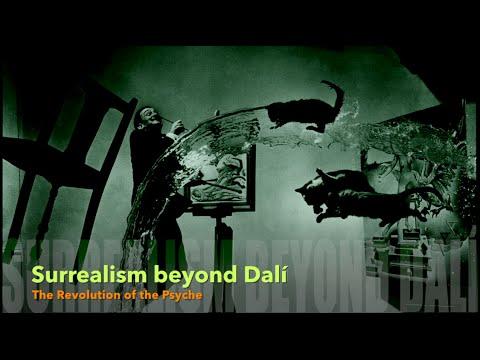 Surrealism beyond Dali