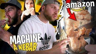 On test la fameuse machine à Kebab d'Amazon (Feat. Lebouseuh, Doc Jazy, Seinhor, Pidi)