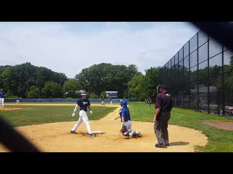 Jack Cullen's 3 run homer at Charles Wang Field for the LI Whalers