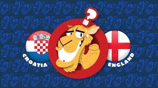 Croatia vs England: Shaheen's World Cup prediction of the day
