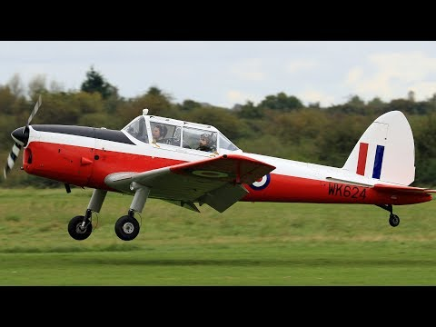 EASA Tailwheel Conversion - Chipmunk DHC-1 | ATC Audio