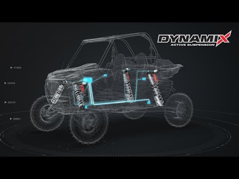 2018 RZR XP TURBO EPS DYNAMIX - Polaris Off Road Vehicles