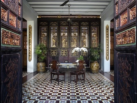 George Town Heritage Hotels in Penang, Malaysia