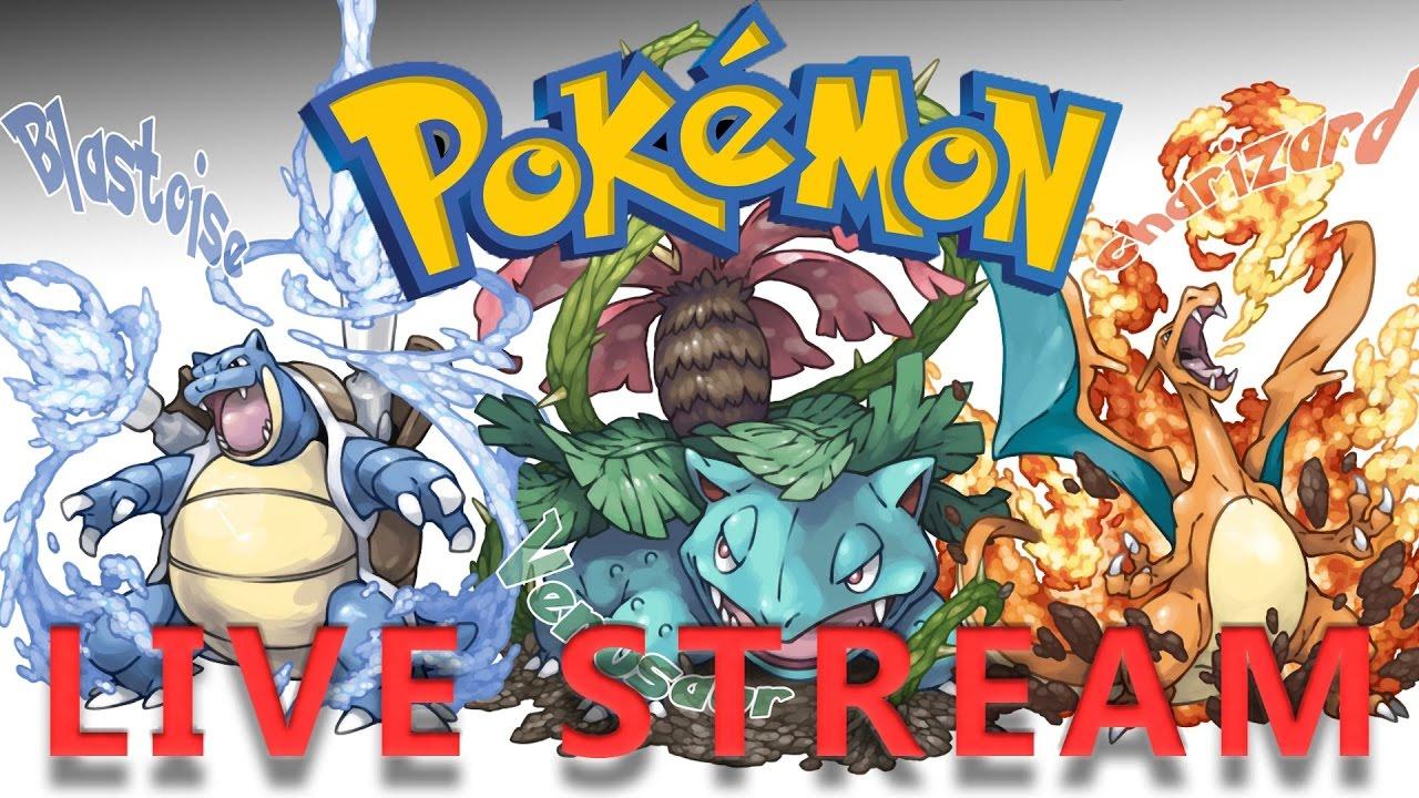 Stream Pokemon