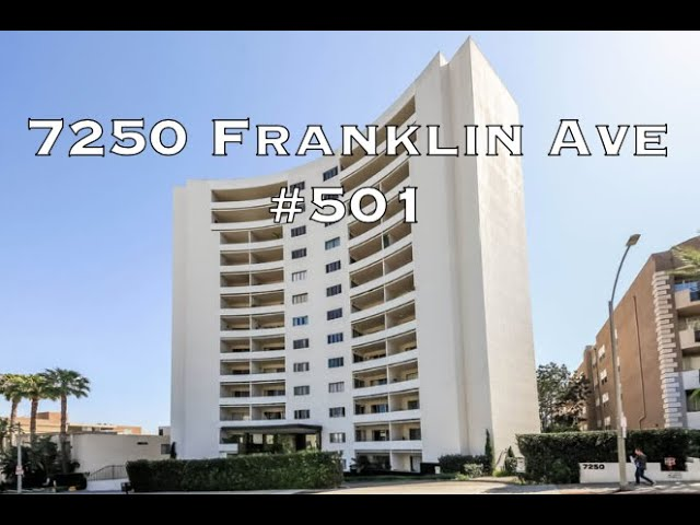 7250 Franklin Ave #501