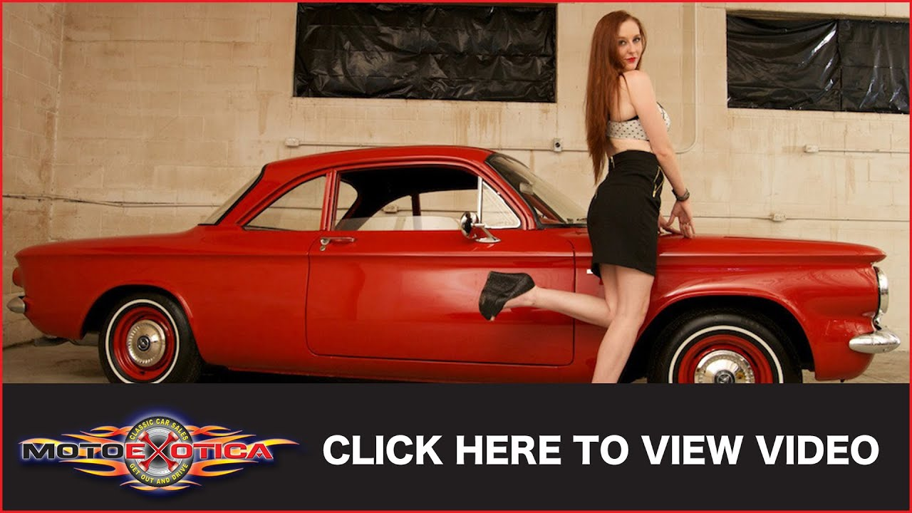 1962 Chevrolet Corvair 500 SOLD  YouTube