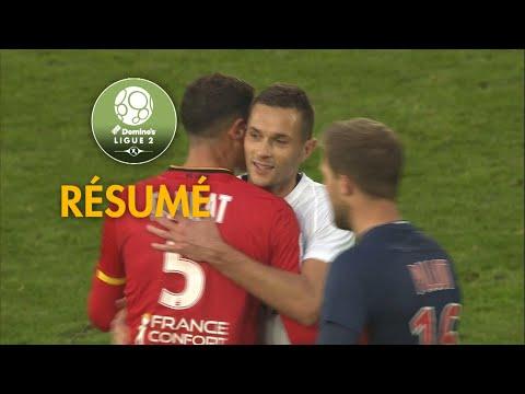 RC Lens - Châteauroux ( 0-1 ) - Résumé - (RCL - LBC) / 2018-19
