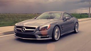 Mercedes-Benz SL550   Vossen CVT Directional Wheels   Rims