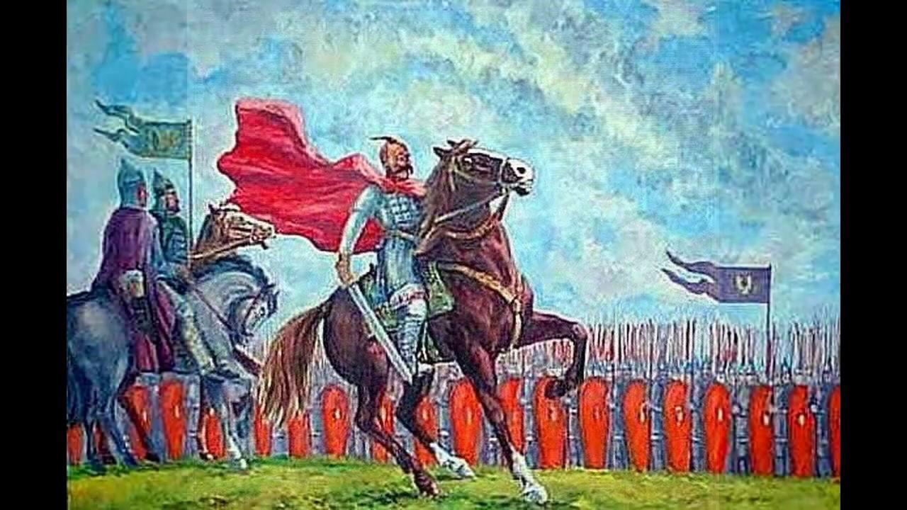 святослав князь фото