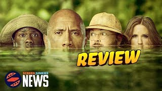 Jumanji: Welcome To The Jungle - Review!