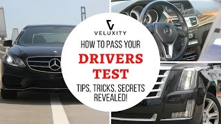 How To Pass Your Driving Test First Time | Veluxity