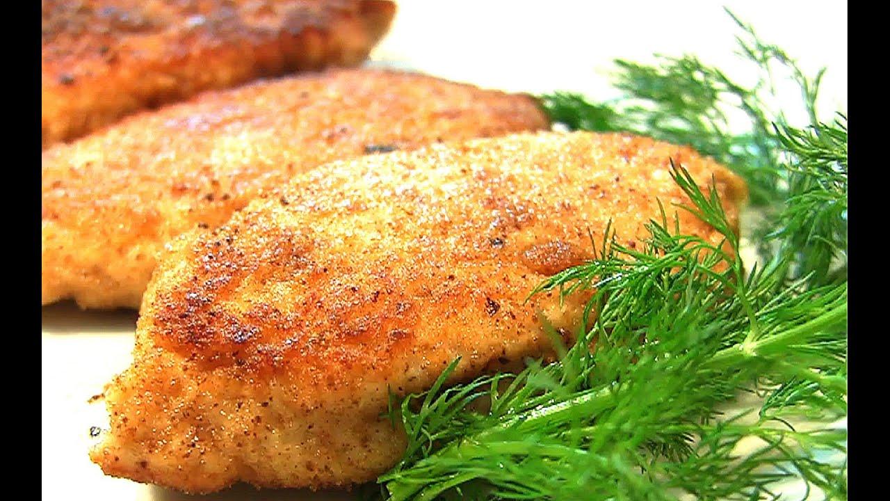 Котлеты куриные из фарша с сыром пошаговый рецепт