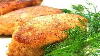 Куриные котлеты:Рецепты из курицы -VIKKAvideo