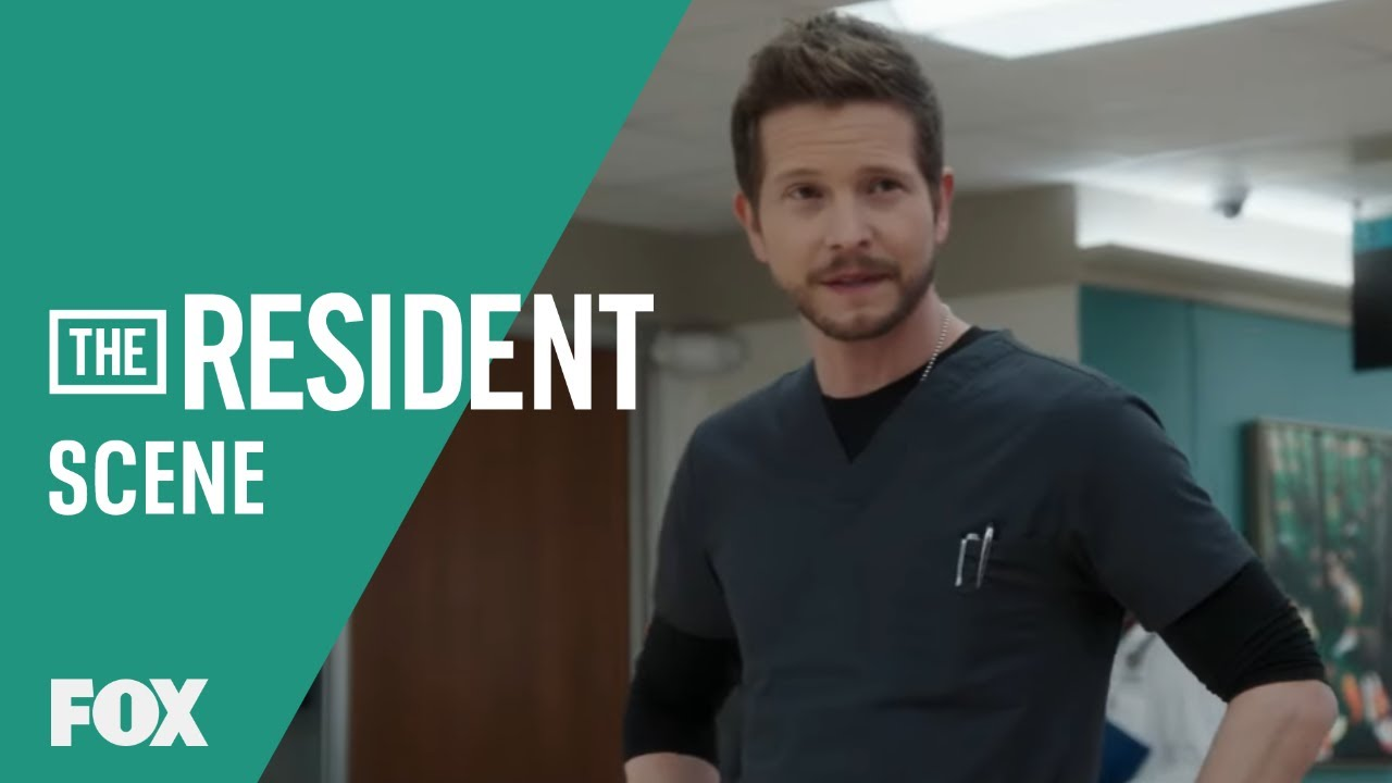 Download Conrad Is Not Happy About Billie | Season 4 Ep. 6 | THE RESIDENT