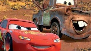 Мультфильм про машинки Тачки  Молния Маквин  Disney Cars 2 часть