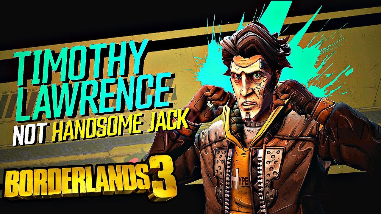 Timothy Lawrence Returns Borderlands 3 Moxxi S Heist Of The Handesome Jackpot Dlc