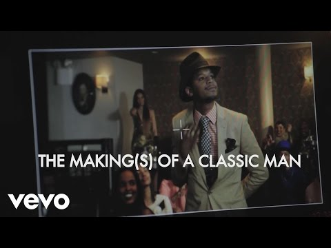 Jidenna - The Making(s) of a Classic Man - Chef Roblé ft. Roman GianArthur