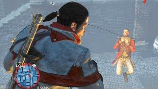 Assassin's Creed Rogue Templar Master Outfit & Rope Dart Master Ultra Settings