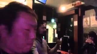 福岡県博多西中洲にある日本初格闘技バーでの一気コールを紹介します!