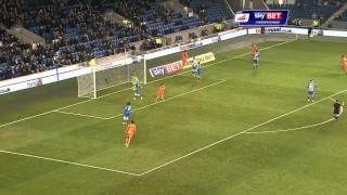 Brighton 3-2 Ipswich - Sky Bet Championship Season 2014-15