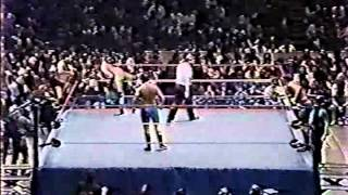 Steve Lombardi & Barry Horowitz vs The Rougeaus