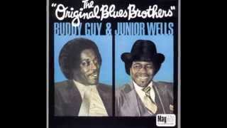 Junior Wells & Buddy Guy ~