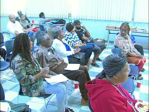 Post 198  Veterans  Financial and Social Empowerment Workshop 4-2-2016