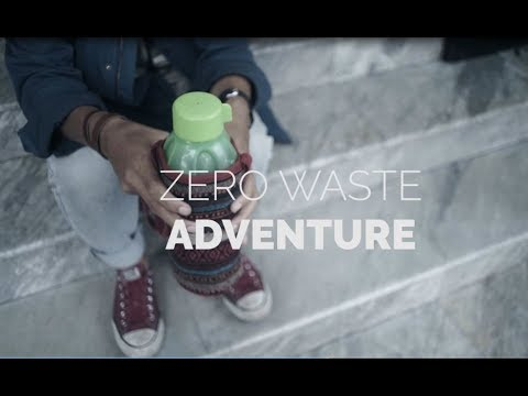 Zero Waste Adventure Journal Teaser