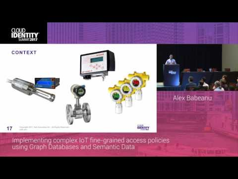 Implementing Complex IoT Fine-Grained Access Policies (Video)
