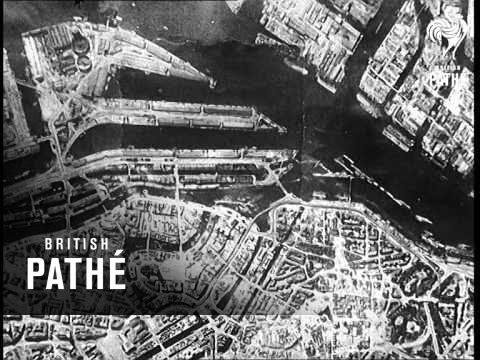 Hamburg Hammered (1943)