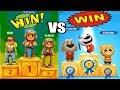 Talking Tom Gold Run VS Subway Surfers -  Best Kid Games - Adventure Children Game Free Online
