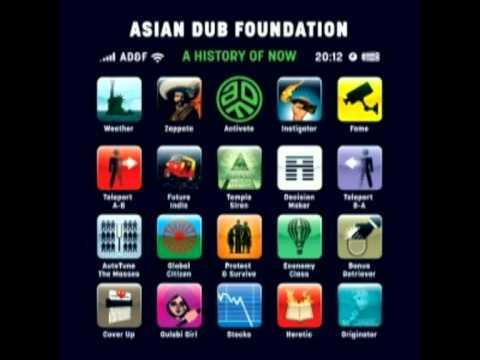Asian Dub Foundation - A New London Eye [HQ]