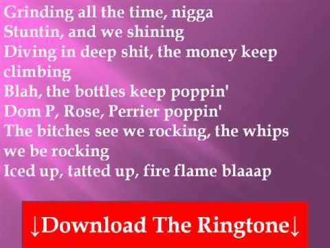 Birdman Featuring Lil Wayne - Fire Flame Lyrics