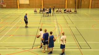 Coach Clinic Fabege Basketball Camp 2014 - Fundamentals/Skills