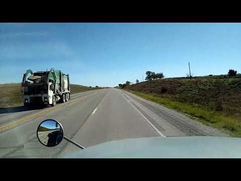Pacific Junction, Iowa to Osceola, Iowa.(4)
