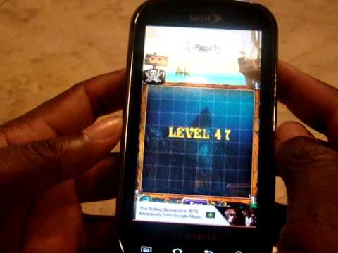 Jewels Deluxe Level 47 Android Phone