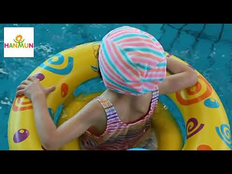 HANMUN Inflatable Baby Float Swim Tube
