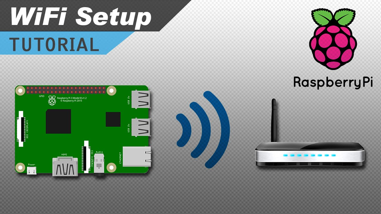 How to Setup WiFi on the Raspberry Pi