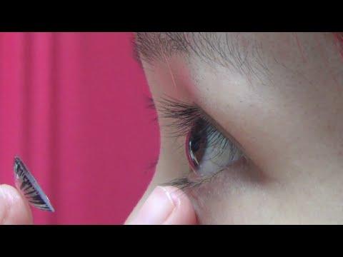 Hướng Dẫn Sử Dụng Và Bảo Quản Kính Áp Tròng ( Lens ) Đúng Cách