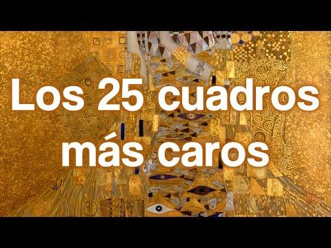 Los 25 Cuadros Más Caros De La Historia Hd Youtube