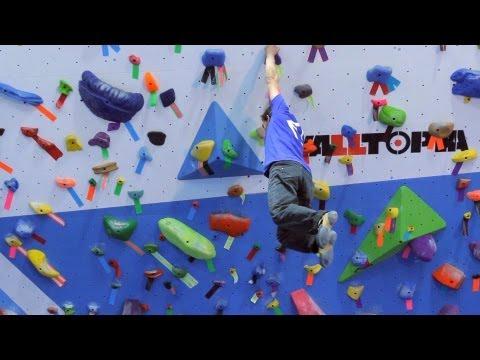 Static vs. Dynamic Movement | Rock Climbing