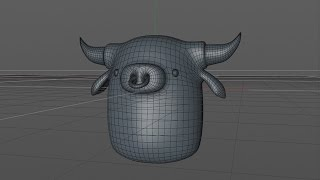 Cinema 4D Tutorial - Modeling a Character in Cinema 4D | Part 01