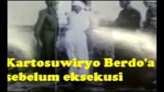 inilah video eksekusi mati imam kartosuwiryo penggagas negara islam indonesia