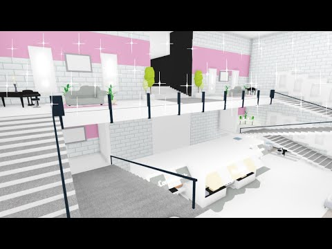 🌸☁modern ballet company 🌸☁part 3|SPEED BUILD | ROBLOX ,adopt